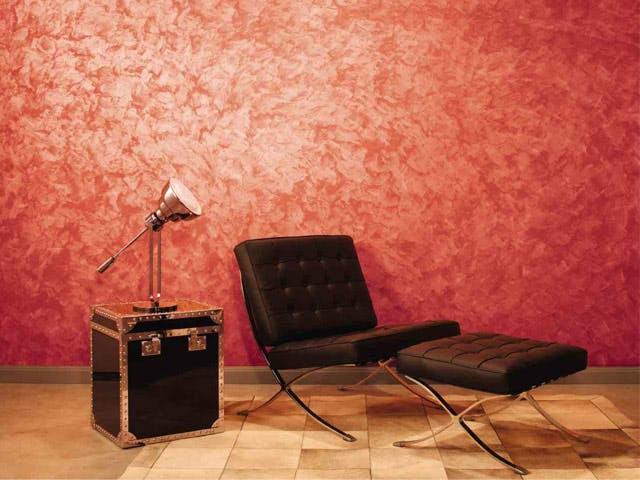 muur schilderen met spons