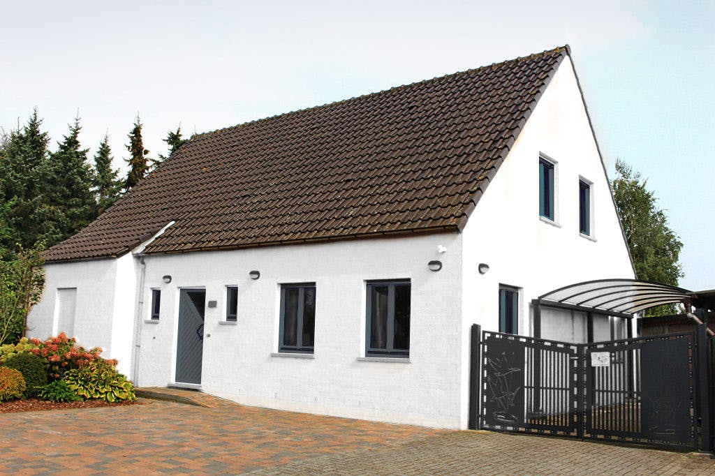 Huis wit schilderen de belangrijkste prijzen van for Wat kost een huis schilderen
